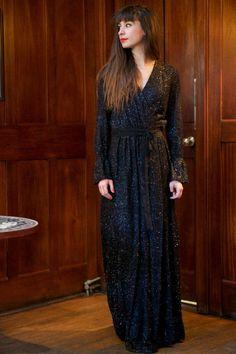 Baum Und Pferdgarten Allaine Black Dress