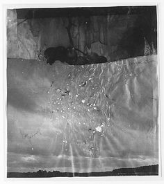 Emanation by Anselm Kiefer. Medium: Shellac and crayon over cut, torn, and pasted photographs; Anselm Kiefer, Statues, John Singer Sargent, Edward Hopper, Equine Art, Wassily Kandinsky, Pencil Portrait, Abstract Landscape, Abstract Art