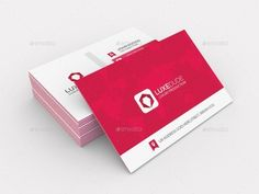 Luxe Business Card Mockup