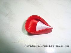 Kanzashi tutorial