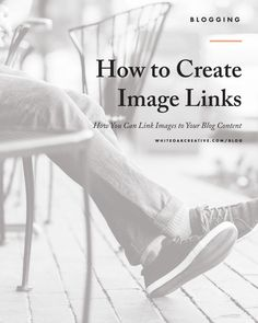 If you are a blogger, the only really piece of code that you might need to know is how to add image links to your...
