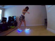 Shuffle Dance :) -Youtube: Elena Cruz Nichipor
