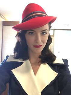 Bridget Regan as Dottie | Marvel's Agent Carter