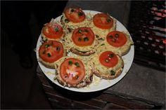 BARBECUE / BRAI MUSHROOMS | JessysKitchen.com Barbecue, Stuffed Mushrooms, Muffin, Vegetarian, Breakfast, Recipes, Food, Stuff Mushrooms, Morning Coffee