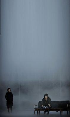 John Gabriel Borkman l HENRIK IBSEN - THOMAS OSTERMEIER © Arno Declair 2009