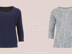 Lernt unsere neuen Pullover kennen & ❤! NEW COLLECTION - spring summer 2017