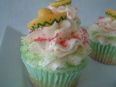 corona cupcakes!