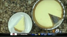 Lemon-Buttermilk Icebox Pie Tuesday, August 4, 2015