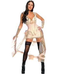 Steampunk Girl Costume | Simply Fancy Dress