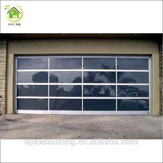 Modern Garage Doors /glass Garage Doors Photo, Detailed about Modern Garage…