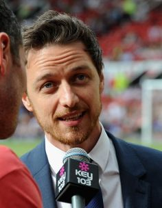 James McAvoy, Soccer Aid 2014