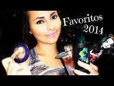 Mis favoritos del 2014 ♡ | Maquillaje, cabello, perfume y más!