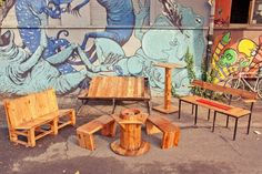 AWESOME website 1001 Pallets, The place for repurposed pallet ideas !