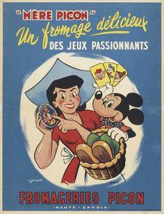 Mère Picon - un fromage délicieux - Fromageries Picon - Haute-Savoie - France -