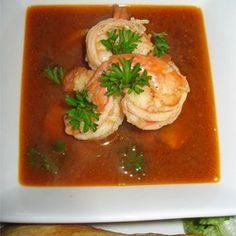 Killer Shrimp Soup - Allrecipes.com