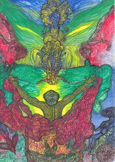 Original Nature Drawing by Color Calor Watercolor Pencils, Watercolor Art, Nature Drawing, Animation, Figurative Art, Pencil Drawings, Buy Art, Paper Art, Saatchi Art