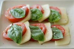 What does caprese mean?