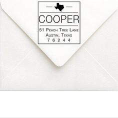 Items similar to Dog Address Stamp Custom Address Stamp, Personalized Gifts For Dad, Perfect Gift For Dad, Custom Wedding Gifts, Return Address, Fathers Day Gifts, Dog Lovers, Handmade Gifts, Popular
