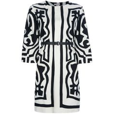 P.A.R.O.S.H belted coat ($965) ❤ liked on Polyvore