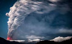 La nature fait la démonstration de sa force démesurée à travers ces terrifiantes éruptions volcaniques