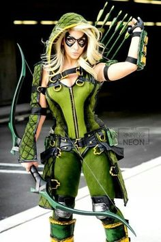 Think outside the traditional box for your next cosplay costume...#cosplay #costumes #superheroes
