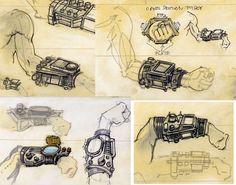 Fallout Concept Art
