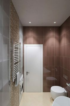 Layout of a small bathroom: 3 clever plans - Haus Dekorationen Small Bathroom Layout, New Bathroom Designs, Bathroom Renovations, Home Remodeling, Corner Toilet, Bathroom Floor Plans, Small Bathtub, Elderly Home, Beige Walls