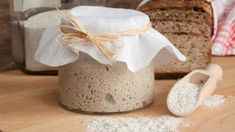 No yeast? How to make a sourdough starter with tips on feeding and using it in recipes from sourdough bread to pancakes. Sourdough Recipes, Sourdough Bread, Bread Recipes, New Recipes, Amazing Recipes, Sin Gluten, Bakers Treat, Kouign, Dumpling Dough