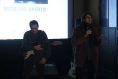 """""""Appunti per un film sulla  Grecia"""" Enrico Serotti (Confusional Quartet) Paolo Simoni (Home Movies)"""
