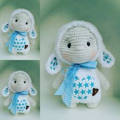 My new friend Mailo the sheep #schafe #sheep #cuddlytoys #dollmaker #häkeln #crochetlove #crochet #kuschelig #babygift #forlittleboys #cuddly #cute #häkelnistmeinyoga #marleensmadeforyou
