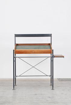 © Egon Eiermann. Stand-up desk, 1970. for Gustav Veith. sold by Frank Landau