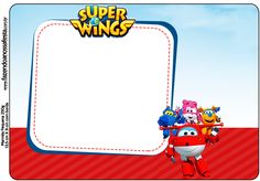 Marmita Pequena Super Wings