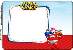 Marmita Pequena Super Wings