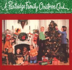 the partridge family partridge family christmas cd sealed - Best Christmas Cds