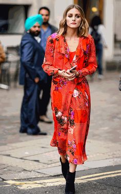 Color for the house  Olivia Palermo