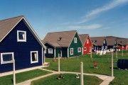 Social housing project on Shetland by Hjaltland Housing Association.