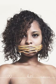 Self Portraits by Chinelle Rojas Reflect Social Issues Affecting Women Worldwide