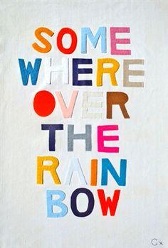 #RACHELCASTLE #rainbow #beautiful #artwork #colour