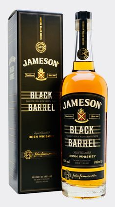 JAMESON SELECT RESERVE BLACK BARREL, Ireland