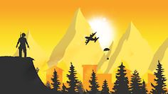 This HD wallpaper is about silhouette of man on cliff illustration, PUBG, video games, airdrop, Original wallpaper dimensions is file size is Wallpaper 4k Ultra Hd, Hd Wallpapers For Pc, 4k Wallpaper For Mobile, Gaming Wallpapers, Original Wallpaper, Wallpaper Downloads, 1080p Wallpaper, Wallpaper Cave, Iphone Wallpaper