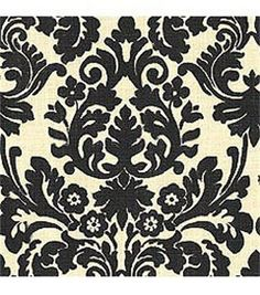 Waverly Sun N Shade Outdoor Fabric-Essence Onyx, $35 54 inch. For window treatment