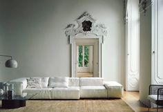 Furniture Friday #41   JEALOUS   Extra Soft by Piero Lissoni for Living Divani