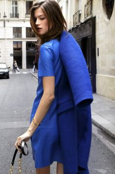 Kasia Struss by Ruben Vega for Vogue.es