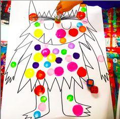 Emotions arts et maths - maternellepailletée Color Activities, Toddler Activities, Preschool Kindergarten, Preschool Crafts, Constellations, Emotion Words, Anger Management Activities, Colors And Emotions, English Activities