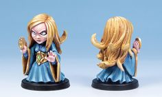 Tyndall miniature painted by Guillaume 'Yaum' Juneau.