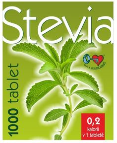 1000 tabliet STÉVIA 60mg v dóze