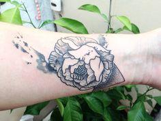rose & ink by Cansin Konuralp   #blacktattooart #blxckink #btattooing #blacktattooing #blackworkers #blackworkerssubmission #darkartists #dotwork #dots #iblackwork #inkstinctsubmission #tattoo #ink #design  #artwork #tattooer #cansinkonuralp #linework #inkjunkeyz #onlyblackart  #blackartist