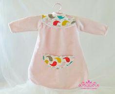 Un pijama de lo mas abrigadito al nacer
