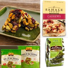 Beyond the Basics: 5 Healthy and Inventive Nonperishable Snacks