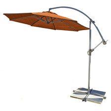 Coolaroo 12 Ft. Round Cantilever Patio Umbrella   Backyard   Pinterest    Cantilever Patio Umbrella, Patio Umbrellas And Patios